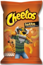 Cheetos LOTTO 130g