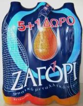 ΖΑΓΟΡΙ ΝΕΡΟ 6x1,5Lt