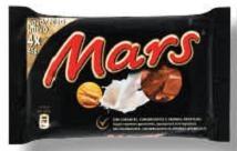 MARS 4x50g
