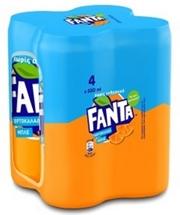 Fanta ΠΟΡΤΟΚΑΛΙ 4x330ml