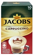 JACOBS CAPPUCCINO 144g