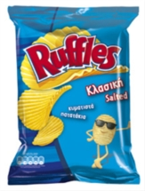 RUFFLES CHIPS 150g