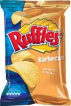 RUFFLES CHIPS 140g