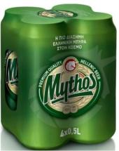 MYTHOS ΚΟΥΤΙ 4x500ml