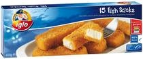 IGLO FISH STICKS 450g