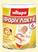 MILUPA ΦΑΡΙΝ ΛΑΚΤΕ 300g