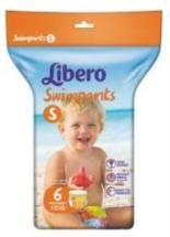 LIBERO SWIMPANTS SMALL