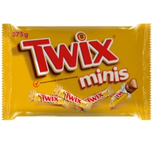 TWIX minis 275g