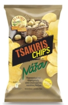 TSAKIRIS CHIPS 85g