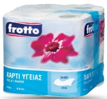 FROTTO ΧΑΡΤΙ ΥΓΕΙΑΣ