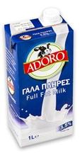 ADORO ΓΑΛΑ ΠΛΗΡΕΣ 1Lt