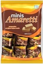 AMARETTI minis 165g