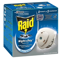 RAID NIGHT & DAY SET