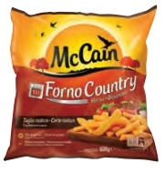Mc CAIN FORNO COUNTRY 0.600 Kg
