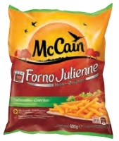 Mc CAIN FORNO JULIENNE