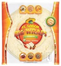 El Sabor BIG WRAPS 420g