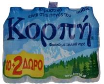 ΚΟΡΠΗ ΝΕΡΟ 12x500ml