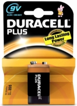 DURACELL PLUS 9 ΜΠΑΤΑΡΙΑ