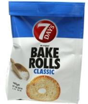BAKE ROLLS 160g