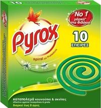 PYROX SPIRAL 10 ΤΕΜΑΧΙΑ