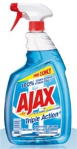 AJAX TRIPLE ACTION 750ml