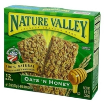 NATURE VALLEY ΜΠΑΡΕΣ 0.504 Kg