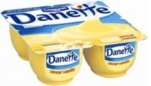 DANETTE ΒΑΝΙΛΙΑ 4x125g