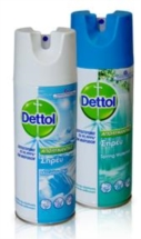 DETTOL SPRAY 400ml