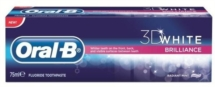 ORAL B 3D WHITE 75ml