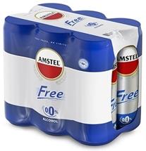 AMSTEL FREE ΚΟΥΤΙ 6x330ml