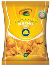 El Sabor NACHO CHIPS 225g
