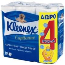 KLEENEX CAPITONE 18 ΡΟΛΑ