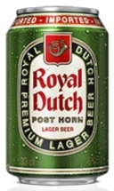 ROYAL DUTCH ΚΟΥΤΙ 330ml