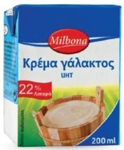 MILBONA ΚΡΕΜΑ ΓΑΛΑΚΤΟΣ