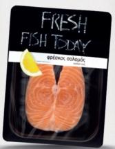 FRESH FISH TODAY Σολομός