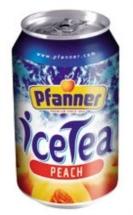 PFANNER ICE TEA 330ml