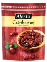 ALESTO CRANBERRIES 250g