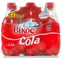 ΒΙΚΟΣ COLA 6x330ml 3.960 Lt