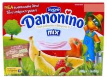 DANONINO MIX 6x50g