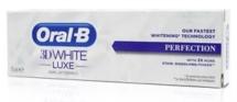 ORAL B 3D WHITE 75ml
