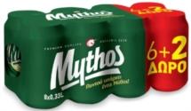 MYTHOS ΚΟΥΤΙ 8x330ml