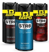 STR8 SPRAY 150ml