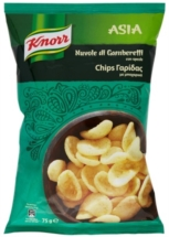 KNORR ASIA CHIPS 75g