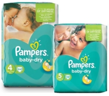 PAMPERS ΠΑΝΕΣ