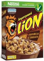 NESTLE LION ΔΗΜΗΤΡΙΑΚΑ