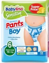 BABYLINO PANTS
