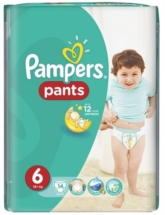 PAMPERS PANTS 14 ΤΕΜ.