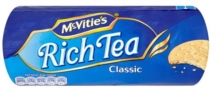 McVITIES RICH TEA 200g 0.200 Kg