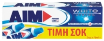 AIM WHITE SYSTEM 2x75ml