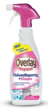 OVERLAY SPRAY 650ml 0.650 Lt